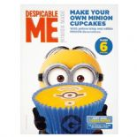 Despicable Me Minions Cupcake Mix 220g